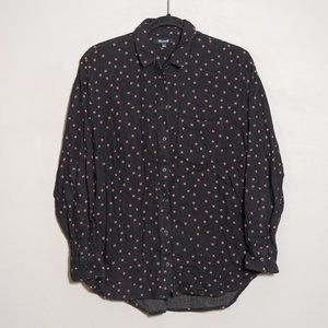 Madewell - Ex-Boyfriend Shirt - Mini Floral